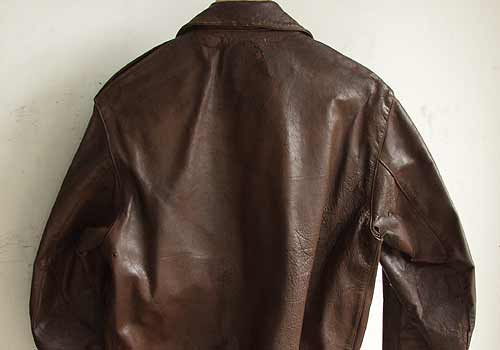 548th NFS A2 Flying Jacket