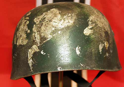 German Airborne Helmet