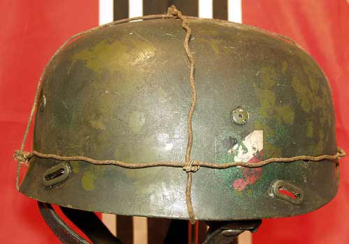 German Paratrooper Helmet M36