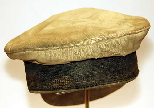 Luftwaffe Tropical Officers Peaked Cap