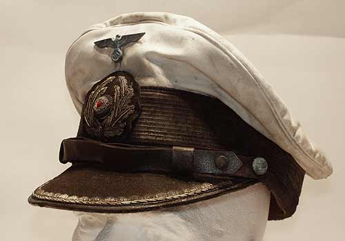 UBoat Commanders Peaked Cap