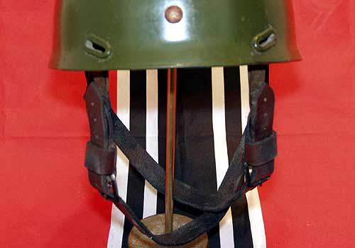 German Paratrooper Helmet Chinstrap M37